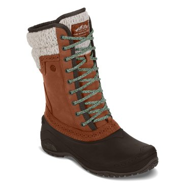 The North Face Shellista II Mid Boot Dachshund Brown/ Demitasse Brown