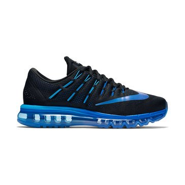 Nike Air Max 2016 Men's Running Shoe Black / Deep Royal Blue / Mulitcolor