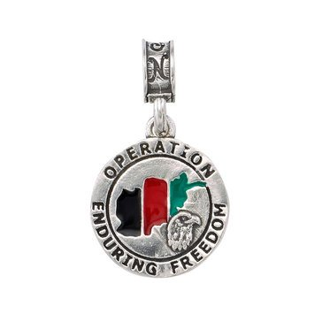 Nomades Operation Enduring Freedom Charm