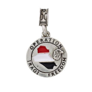 Nomades Operation Iraqi Freedom Charm