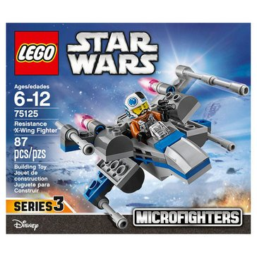 LEGO Star Wars Resistance X-Wing Fighter (75125)