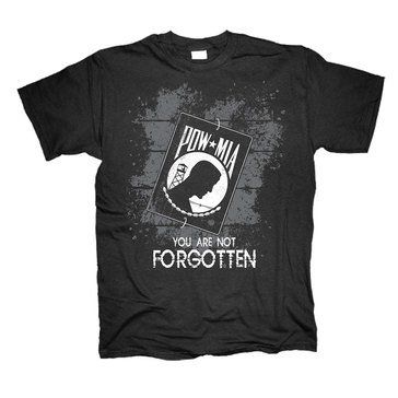 Eagle Crest Men's POW MIA Not Forgotten Tee
