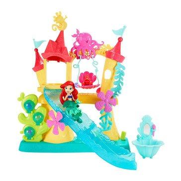 Disney Princess Little Kingdom Ariel's Sea Castle