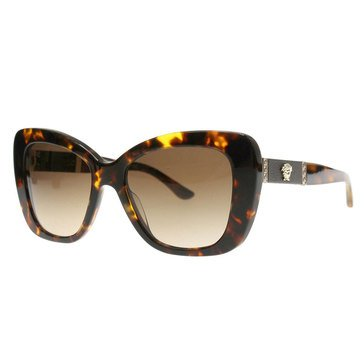 Versace Women's Sunglasses 54mm