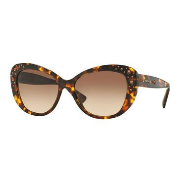 Versace Women's Sunglasses 57mm