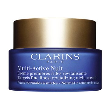 Clarins Multi-Active Night Cream - Normal/Combination Skin