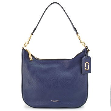 Marc Jacobs Gotham City Hobo Midnight Blue