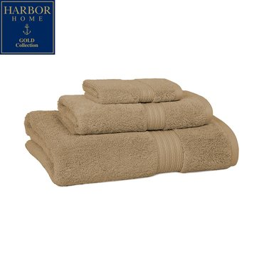Gold Collection Bath Towel, Almond