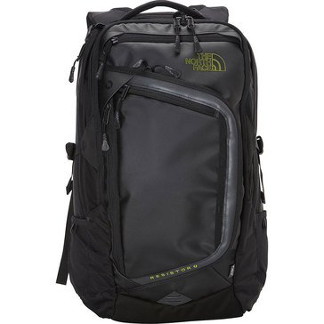 The North Face Resistor Charged Backpack, Black