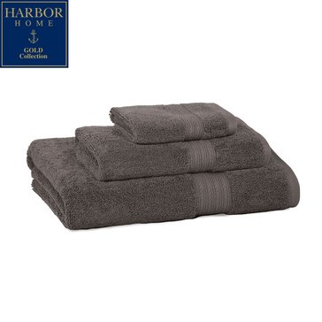 Gold Collection Bath Sheet, Shadow Grey