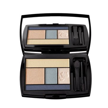 Lancome Color Design Eye Brightening All-In-One 5 Shadow & Liner Palette - Blue Riviera