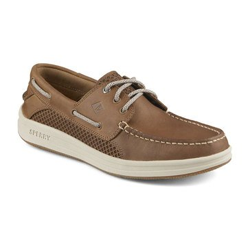 Sperry Top-Sider Gamefish 3 Eye Men's Boat Shoe Dark Tan