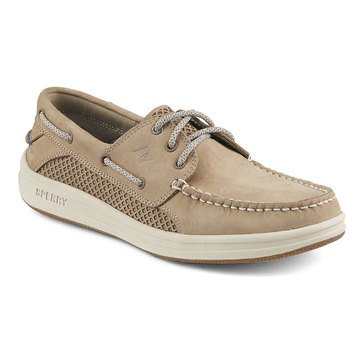 Sperry Top-Sider Gamefish 3 Eye Men's Boat Shoe Linen