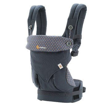 Ergobaby 4-Position 360 Carrier, Dusty Blue