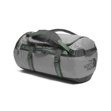The North Face Base Camp Med Duffel -Zinc Grey/Duck Green