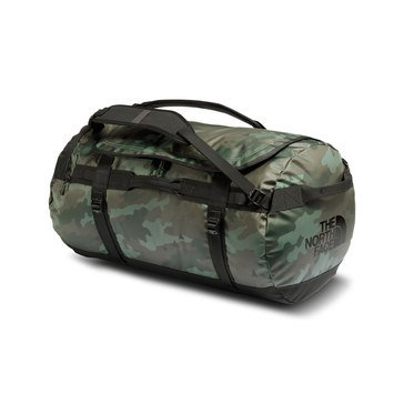 The North Face Base Camp Large Duffel -Camo/Black