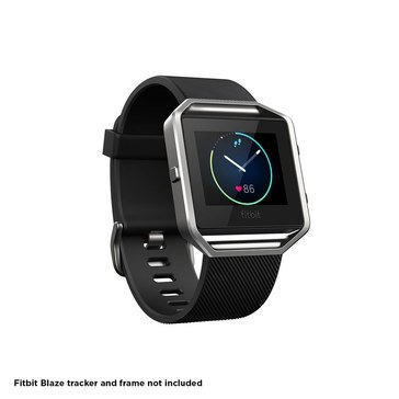 Fitbit Blaze Classic Band - Black - Small