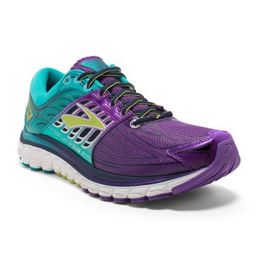 Brooks Glycerin 14 Women's Running Shoe Pansy/ Ceramic/ Lime Punch