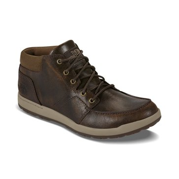 The North Face Ballard Men's Chukka Boot Demitasse Brown