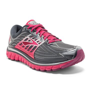 Brooks Glycerin 14 Women's Running Shoe Anthracite/ Azalea/ Silver
