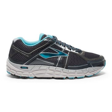 Brooks Addiction 12 Women's Running Shoe Anthracite/ Bluefish/ Silver
