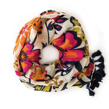 Spartina 449 Floral Pop Scarf