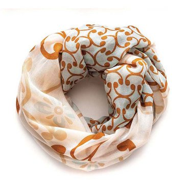 Spartina 449 Flourish Scroll Scarf