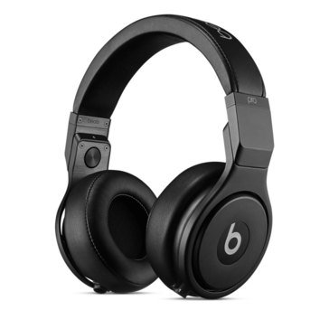 Beats by Dr. Dre Pro Over-Ear Headphones - Infinite Black