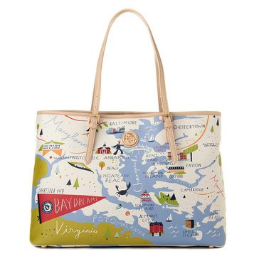 Spartina 449 Bay Dreams Tote