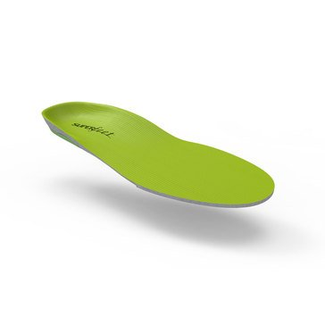 Superfeet GREEN Insoles - Size B (Women's 4.5-6 / Junior's 2.5-4)