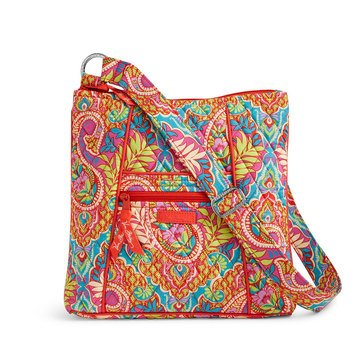 Vera Bradley Hipster Paisley in Paradise