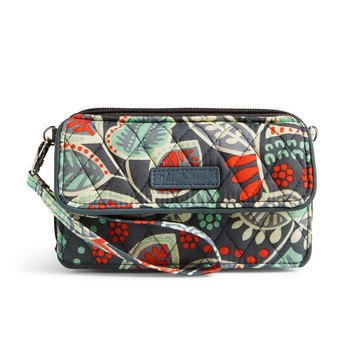 Vera Bradley All In One Crossbody for the Iphone +6 Nomadic Floral