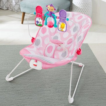 Fisher-Price Bouncer, Pink Ellipse