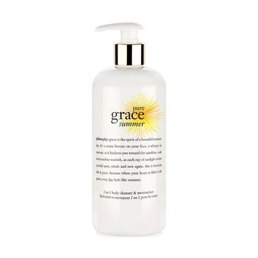 Philosophy Pure Grace Summer 2-in-1 Cleanser and Moisturizer 16oz