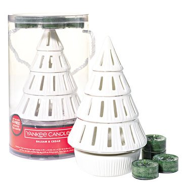 Yankee Candle Gift Set Luminary Tree