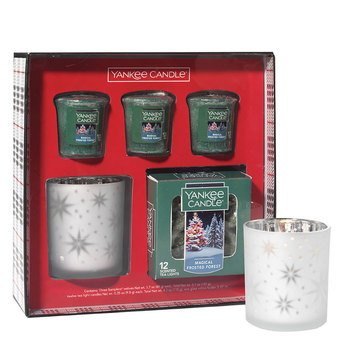 Yankee Candle Gift Set Star Votive Holder With Tealight