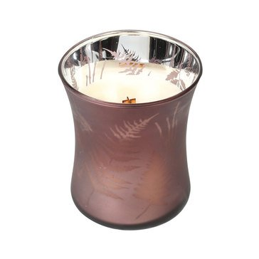 Woodwick Fireside 10 oz Dancing Glass Candle