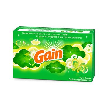 Gain Original Dryer Sheets, 240-Count