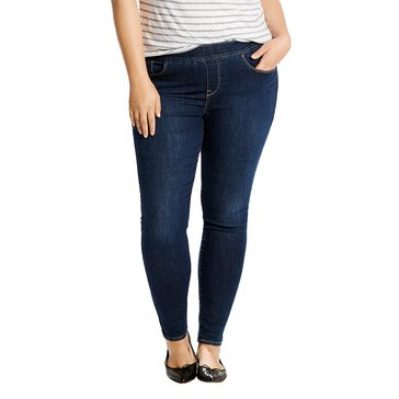 Levi Women's Perfectly Shaping Pull On Legging Plus Sizing