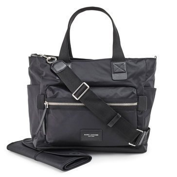 Marc Jacobs Nylon Biker Babybag Black
