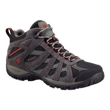 Columbia Redmond Mid Men's Trail Shoe Black/ Gypsy