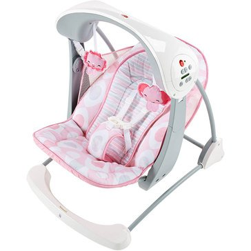 Fisher-Price Deluxe Take Along Swing & Seat