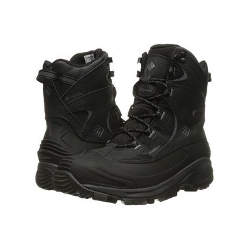 Columbia Bugaboot II Men's Wide Snow Boot Black/Charcoal