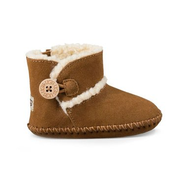 UGG Lemmy Girls' Casual Boot Chestnut