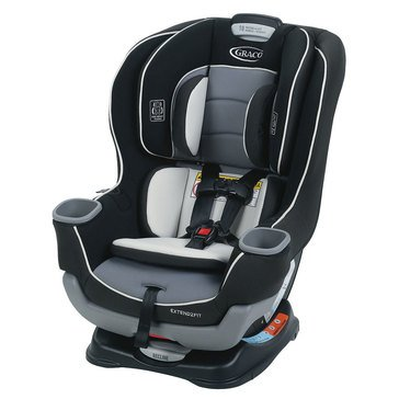 Graco Extend 2Fit Convertible Car Seat, Gotham