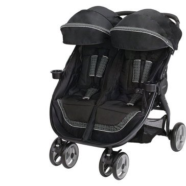 Graco FastAction Fold Duo LX Click Connect Stroller, Pierce