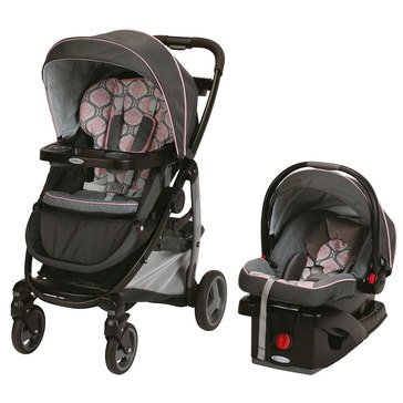 Graco Modes Click Connect Travel System, Francesca