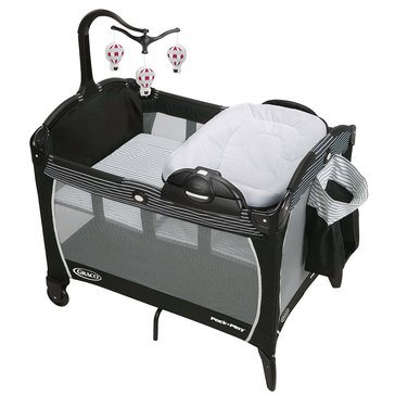 Graco Pack 'n Play Portable Playard with Reversible Napper & Changer, Studio