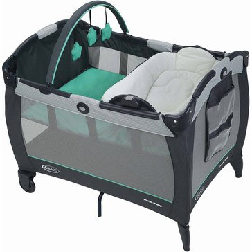 Graco Pack 'n Play Playard with Reversible Napper & Changer, Basin