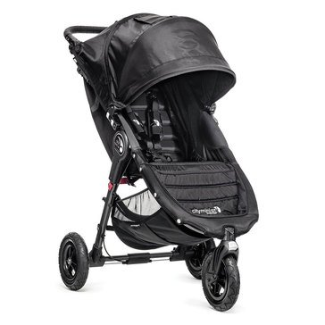 Baby Jogger City Mini GT Single, Black/Black